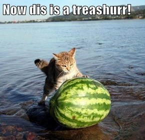 Now dis is a treashurr!