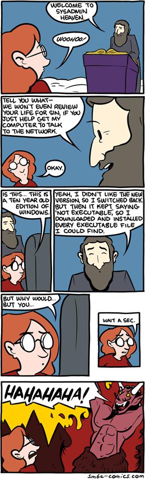 SysAdmin Heaven