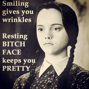 Beauty Tips From Wednesday Addams
