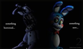 Five Night's at Freddy's 2 - Bonnie 2.0