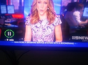 The Most Australian Crime Ever Committed