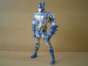 Classic: Japanese Artist Makaon Takes Old Cans and Makes Cool Pop Sculptures