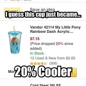 20% Cheaper