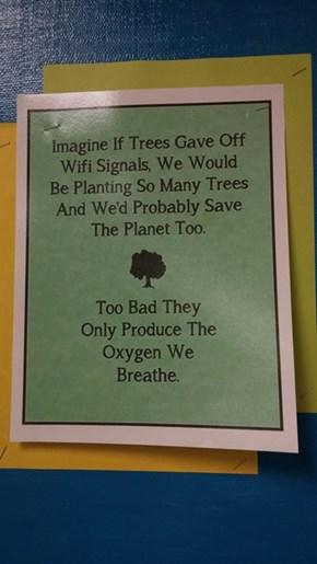 We need Wi-Fi Trees