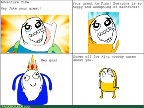 Adventure Time Summed Up