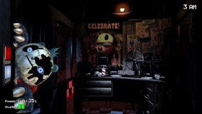 Five Nights at Teddie's