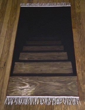 Classic: The Only Rug That Will Make Your Guests Trip Out