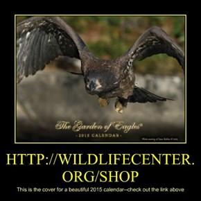 HTTP://WILDLIFECENTER.ORG/SHOP