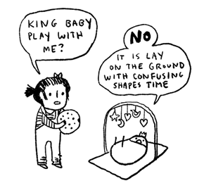 A Conversation With King Baby