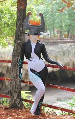 Midna Twilight Princess Cosplay