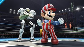An Italian Plumber Made by a Japanese Company Still Manages to Look Like a Patriot