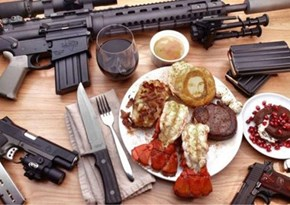 The Breakfast of World War Champions