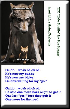 """""""Guido"""" (TTO """"Lido Shuffle"""" by Boz Scaggs)"""
