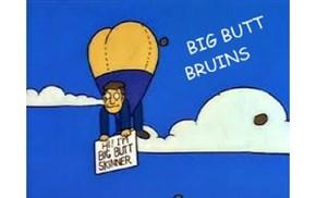 BIG BUTT  BRUINS