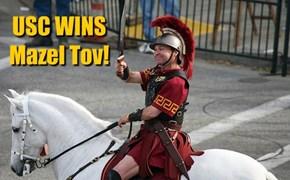 USC WINS Mazel Tov!