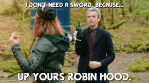 That's One Sassy Doctor