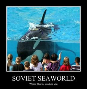 SOVIET SEAWORLD