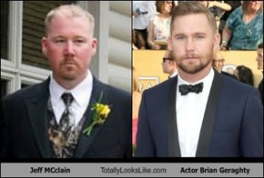 Jeff MCclain Totally Looks Like Actor Brian Geraghty