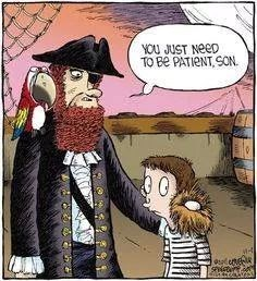 Pirate Dad Advice