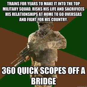 The Modern Military Man