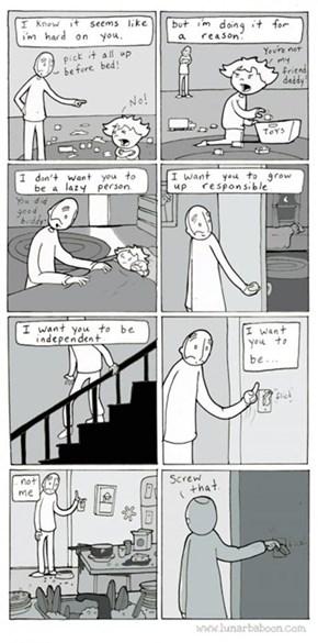 A Dad's Goals