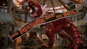 Jurassic Poképark
