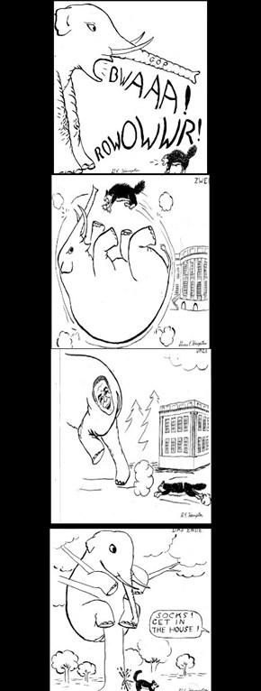 RedRobin's DC Cartoon from 1996