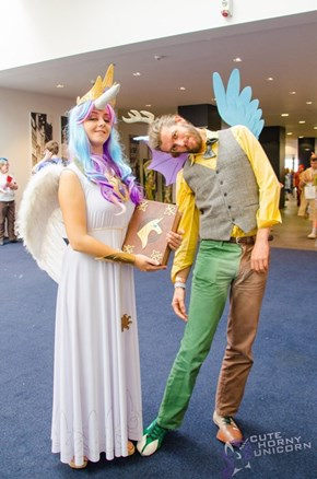 Discordia Cosplay Brings An OTP to BUCK Con