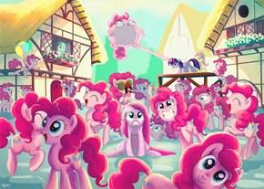 Too Many Pinkies