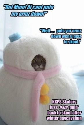 Iz a KKPS Catsmess Story all ober aggen!