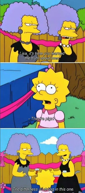 Lisa Knows the Truth
