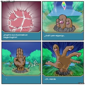 Diglett Wednesday: Mega Dugtrio for Gen 7