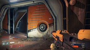 This Door in Destiny Looks Very Familiar
