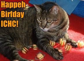 Happeh Birfday ICHC!