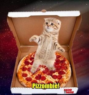 Pizzombie!