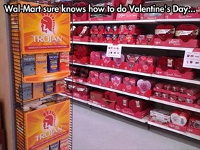 Looks Like They're Ready for Valentine's Day