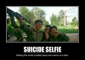 SUICIDE SELFIE