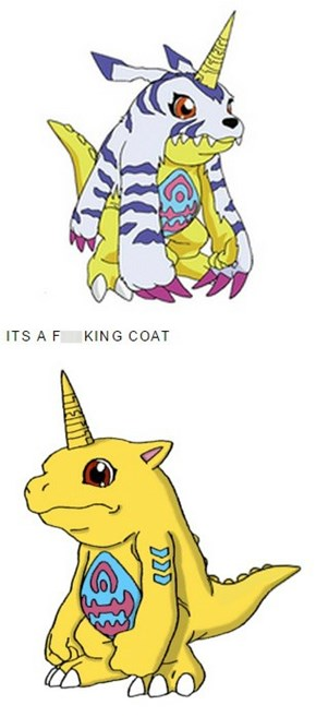 Digifriday: Will Never Look at Gabumon the Same
