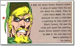 Exclusive Look at Green Arrow Season Finale