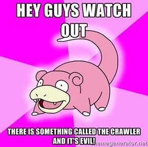 Slowpoke has something to say!