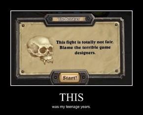 Feel the Wrath of the Gamer