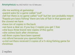 Happy Fishing!
