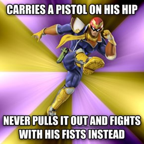 Good Guy Captain Falcon