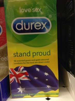 For the Man Who Goes Down Under