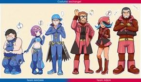 Costume Exchange!