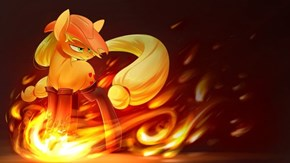 Applejack is best firebender
