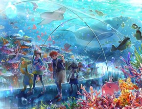 A Day in the Aquarium