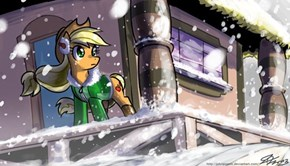 Waiting for that Somepony...