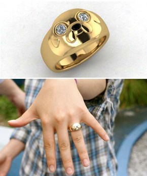 Adventure Time Ring Is One of a Kind
