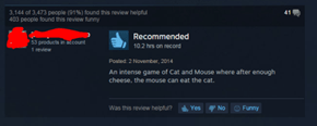 A Well Written Review for Evolve
